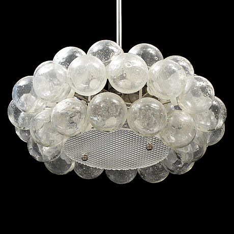 Ceiling light, second half of the 20th century.