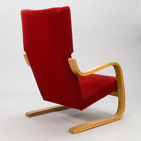 Alvar aalto, a 36/401 armchair for o.y. huonekalu- ja rakennustyötehdas a.b.