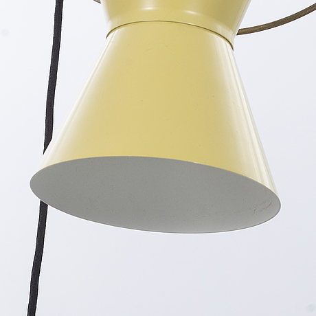 A ceiling lamp probably denmark 1950/60:s.