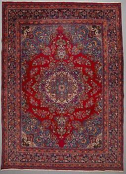 A CARPET, Tabriz, probably, ca 385 x 291 cm.