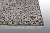 A carpet, kashan, signerad kashan frothan, ca 390 x 295 cm.