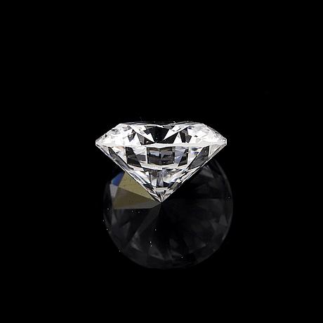 Brilliant-cut diamond 0,30 ct.
