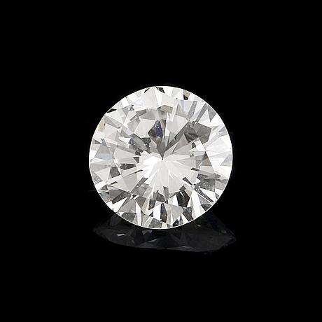Brilliant-cut diamond 0,42 ct.