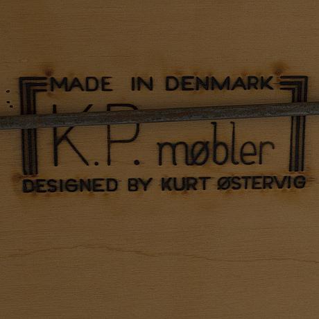 A kurt Østervig shelf, mid 20th century.