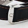 Omega, seamaster, professional, planet ocean 600 m, chronometer, wristwatch, 45,5 mm.