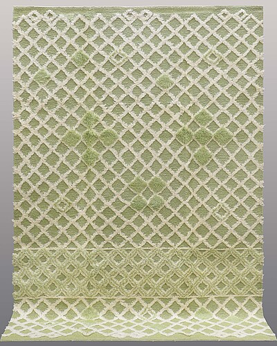 A carpet, marocko, 283 x 189 cm.