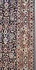 A carpet, bidjar, ca 387 x 307 cm.