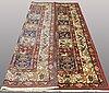 A carpet, figural baktiari, 315 x 215 cm.