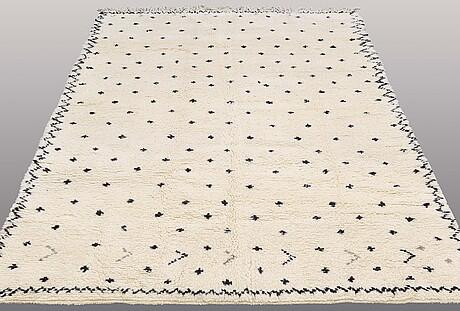 A carpet, marocko, ca 278 x 196 cm.
