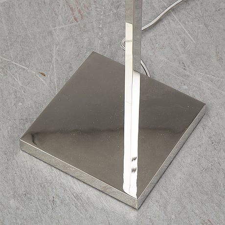 A contemporary floor light from porta romana.