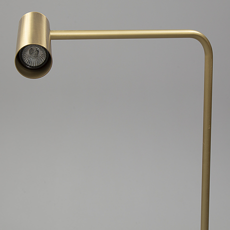 A 'heron' floor light by michael verheyden for cto lighting.