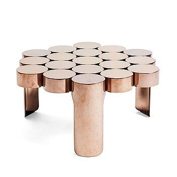 "Toni Grilo, a ""Mousse"" table for Riluc, Portugal 21st century."