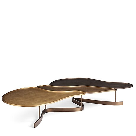 """Bruno moinard, a """"moscou"""" coffee table from """"the capsule collection"""" for promemoria, italy, 21st century."""