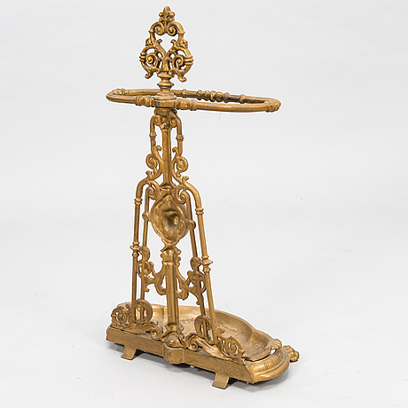 An umbrella stand from the first half of the 20th century.
