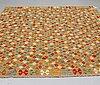 A carpet, kilim, ca 285 x 209 cm.