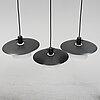Six ceiling lamps, lars bessfelt for atelje lyktan.