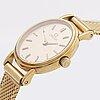 Omega, wristwatch, c 20 x 17 mm, 21g.