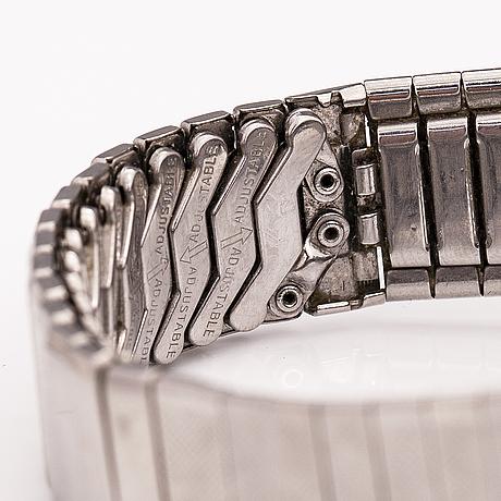 Zenith rannekello, rannekello, tritium taulu, 32 mm.