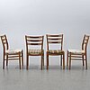 "A set of eight chairs ""della"" by ikea, 1960's."