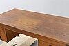 Desk, domino møbler, danmark, 1950/60's.
