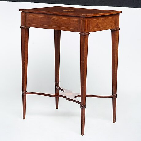 A late gustavian table.