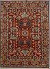 A carpet, oriental, ca 371 x 273 cm.