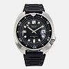 Seiko, wristwatch, 44.5 mm.