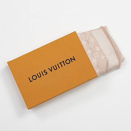 Louis vuitton, sjal.