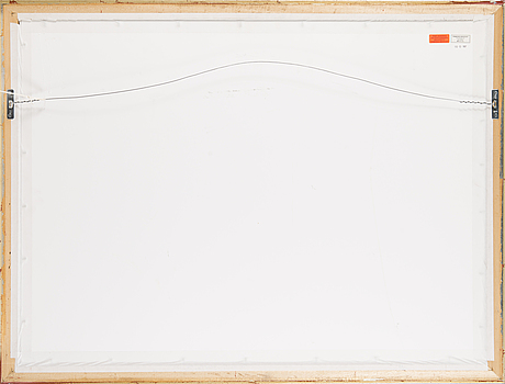 Veikko vionoja, litograph, signed and dated-92. marked artist´s print.