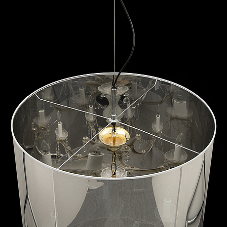 A 'light shade shade' by jurgen bey for moooi, designed 1999.