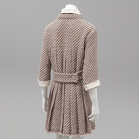 Chanel,coat, french size 40.
