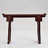 An altar table, qing dynasty.