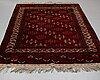 A rug, semi-antique, yomud, ca 295 176 cm.