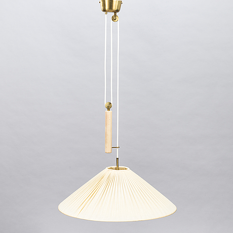 A mid-20th century ceiling light, model a1998, for taito finland.