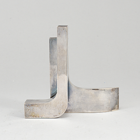 Rey urban, vas, silver 925/1000, stockholm 1978.