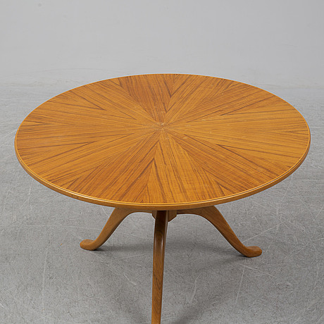 Carl malmsten, 'berg' coffee table.