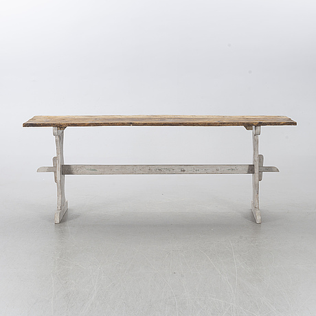 Table, early 20th century.