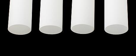 Uno & Östen kristiansson, a ceiling light from luxus, vittsjö, mid 20th century.