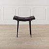 """A """"taburett anna"""" stool by bruno mathsson/folkform designed 1945/2020."""