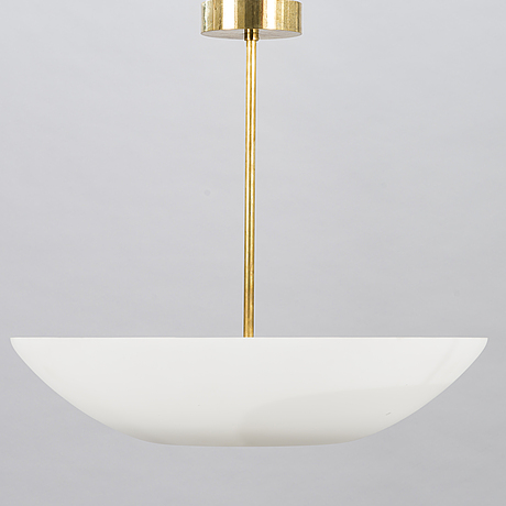 Lisa johansson-pape, a mid-20th century '71-004/3' pendant light for stockmann orno.