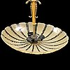 A 1930' ceiling lamp.