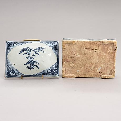 Dosa med lock, kina 1800-tal.