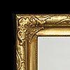 Mirror/frame, around the year 1900.