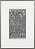 Tapani mikkonen, lithograph, signed and dated -89, numbered tpl'a 35/75.