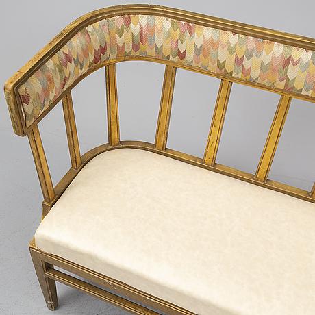 A sofa, swedish 1920's-30's.