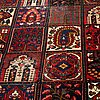 A carpet, bakthiari 480 x 330 cm.