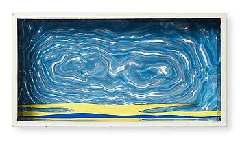 """299. Roy Lichtenstein, """"Seascape II"""" from Édition MAT 6."""