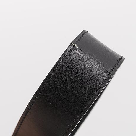 Dior, mini messenger crossbody bag.
