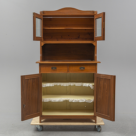 An early 20th century cupboard.