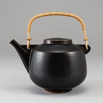GERHARD MARCKS, a stoneware teapot from Liebfriede Bernstiel, Germany.